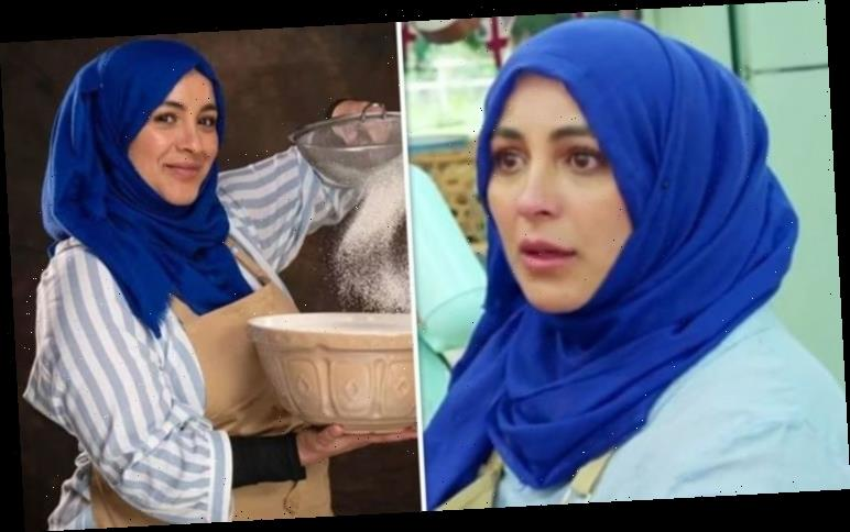 Great British Bake Off's Sura hits out after becoming target of abuse 'Please be warned'