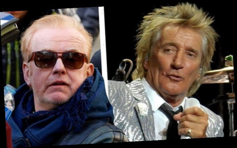 Chris Evans: Virgin Radio host details moment pal thought Rod Stewart got him 'sacked'