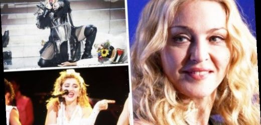 Madonna's cheeky British snub over 'too old to be sexy claims' exposed