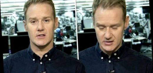 Dan Walker 'slept through his alarm' amid BBC Breakfast appearance with Mike Bushell