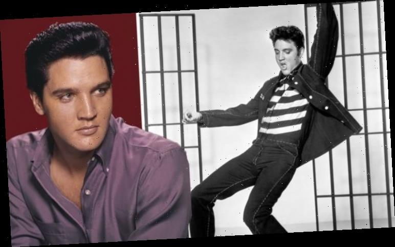 Elvis Presley RETURNED to first job he was fired from for Jailhouse Rock premiere