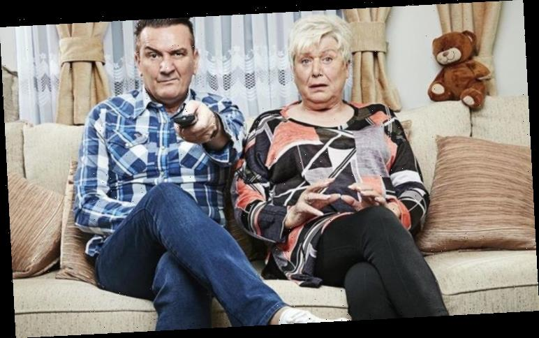 Who owns the caravan on Gogglebox?