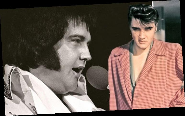 Elvis Presley 'alive': King 'PHOTOGRAPHED at restaurant' 15 years after his death