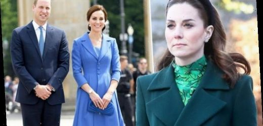 Kate Middleton overcame 'public anxiety' to become a 'leader' in the Royal Family
