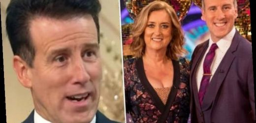 Anton Du Beke left 'surprised' by Jacqui Smith discovery as she addresses show 'curse'