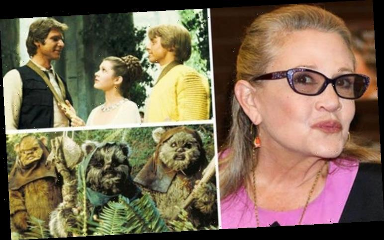 Carrie Fisher birthday: Her most OUTRAGEOUS Star Wars revelations