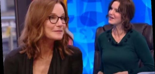 Susie Dent turned down 'terrifying' Countdown role three times before boss got involved