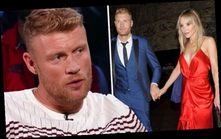 Freddie Flintoff: Top Gear host talks lack of family time months after secret birth of son