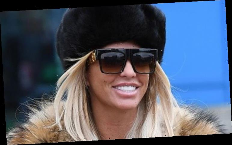 Katie Price in plea over bankruptcy case from the Maldives