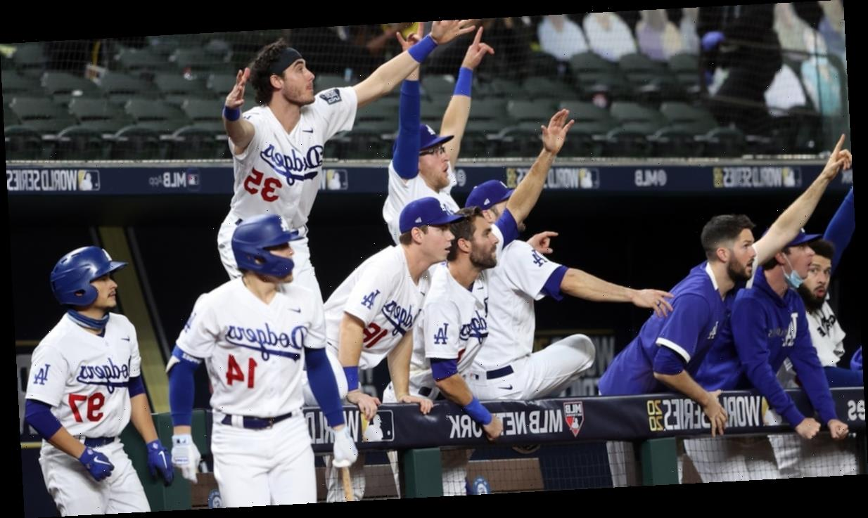 L.A. Dodgers Win World Series, First Title In 32 Years!