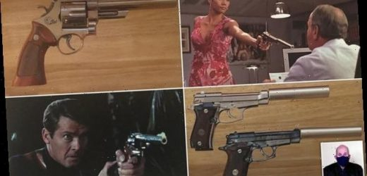 Owner of stolen James Bond guns offers £5k for thieves to return them