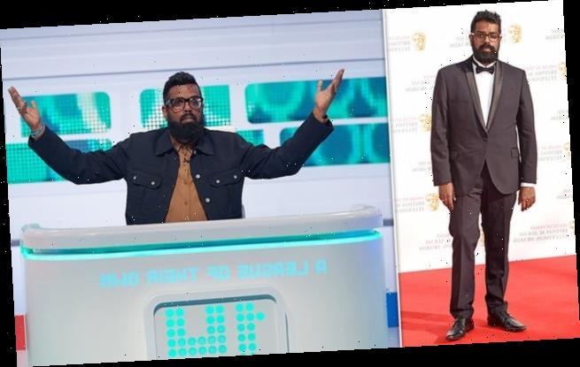 Romesh Ranganathan apologises for jokes he made when he was EIGHT