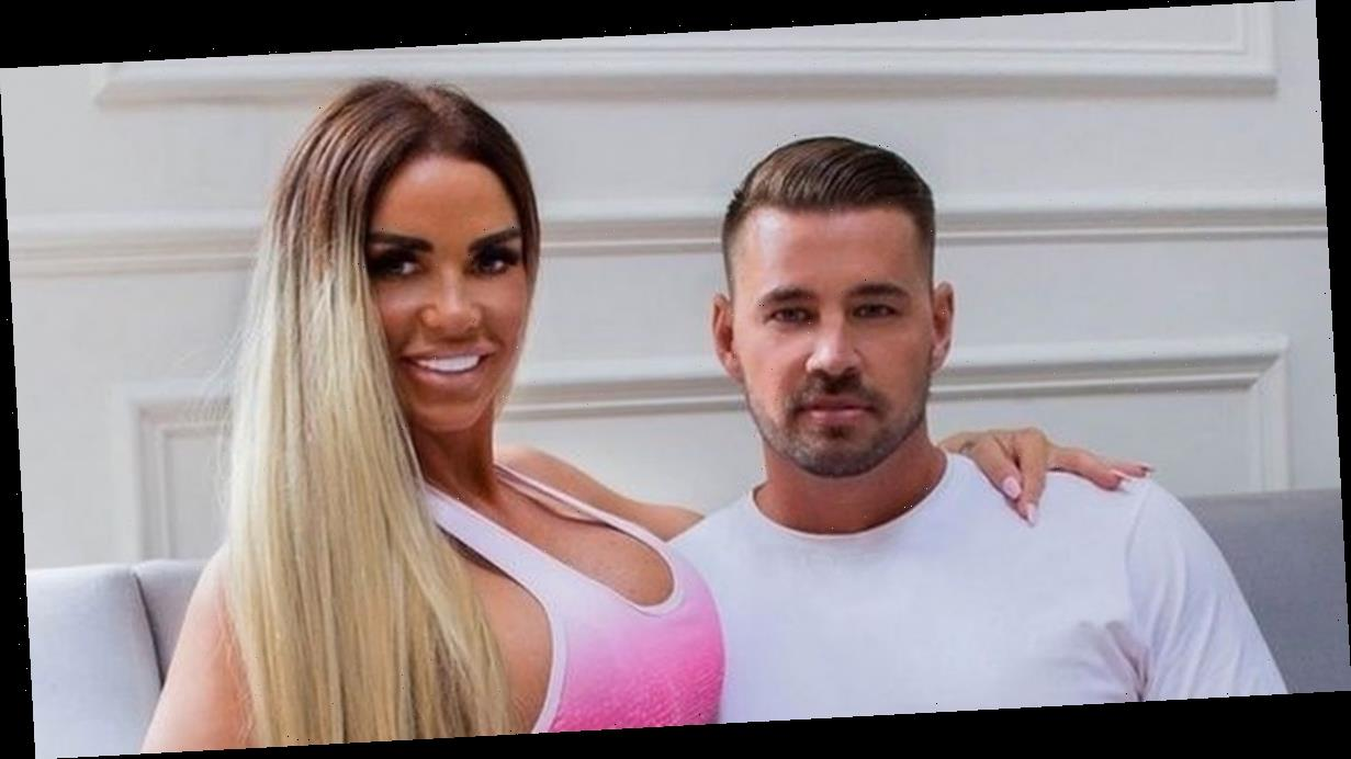 Katie Price says Carl Woods is her 'biggest ever' after showing off his bulge