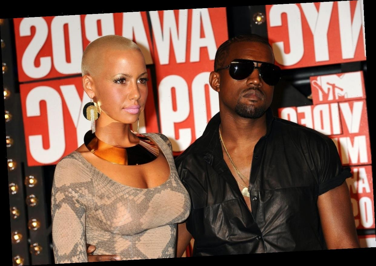 Amber Rose's Quotes About Kanye West Bullying Her For 10 Years Are A Lot