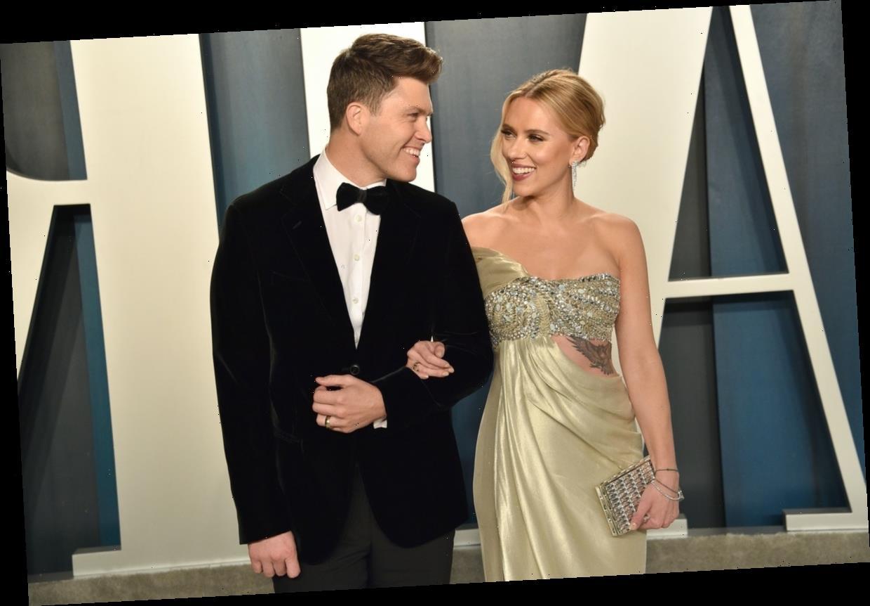 Scarlett Johansson & Colin Jost's Wedding Announcement Is So Unique