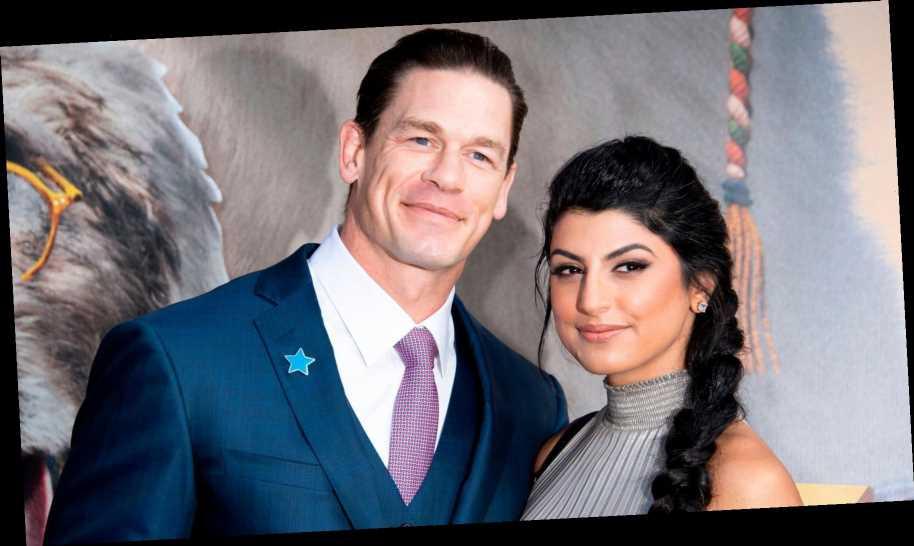 John Cena Marries Shay Shariatzadeh