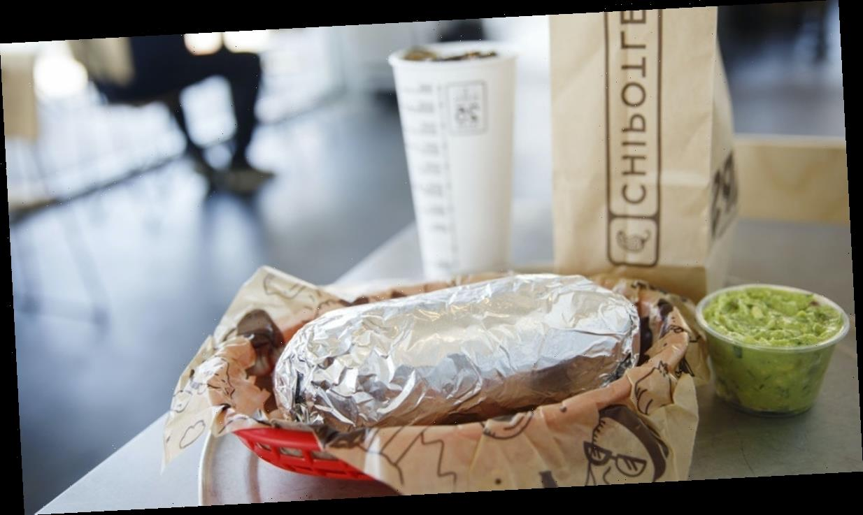 Chipotle's Boorito Deal For 2020 Is A Digital Take On The Classic