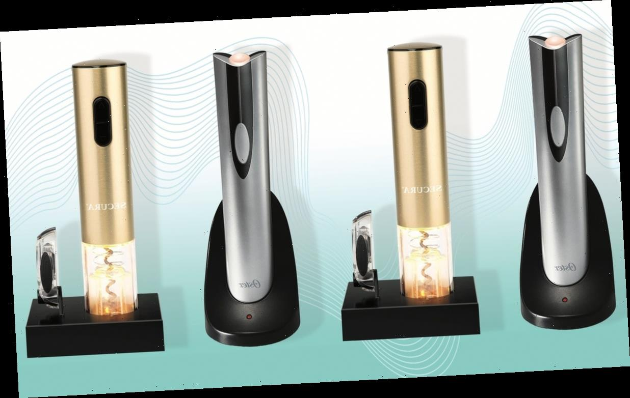 The 3 Best Electric Wine Openers
