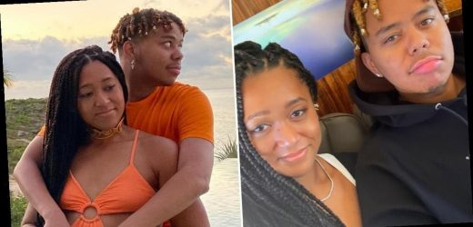 Naomi Osaka and Cordae Make One Adorable Power Couple — See Their Photos