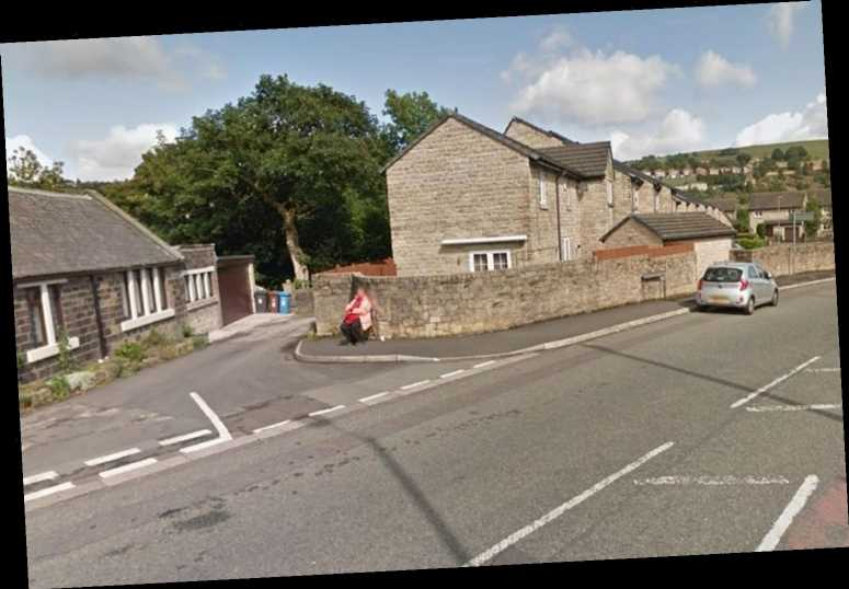 Police probe 'human bones' found in Mossley as cops cordon off grim scene