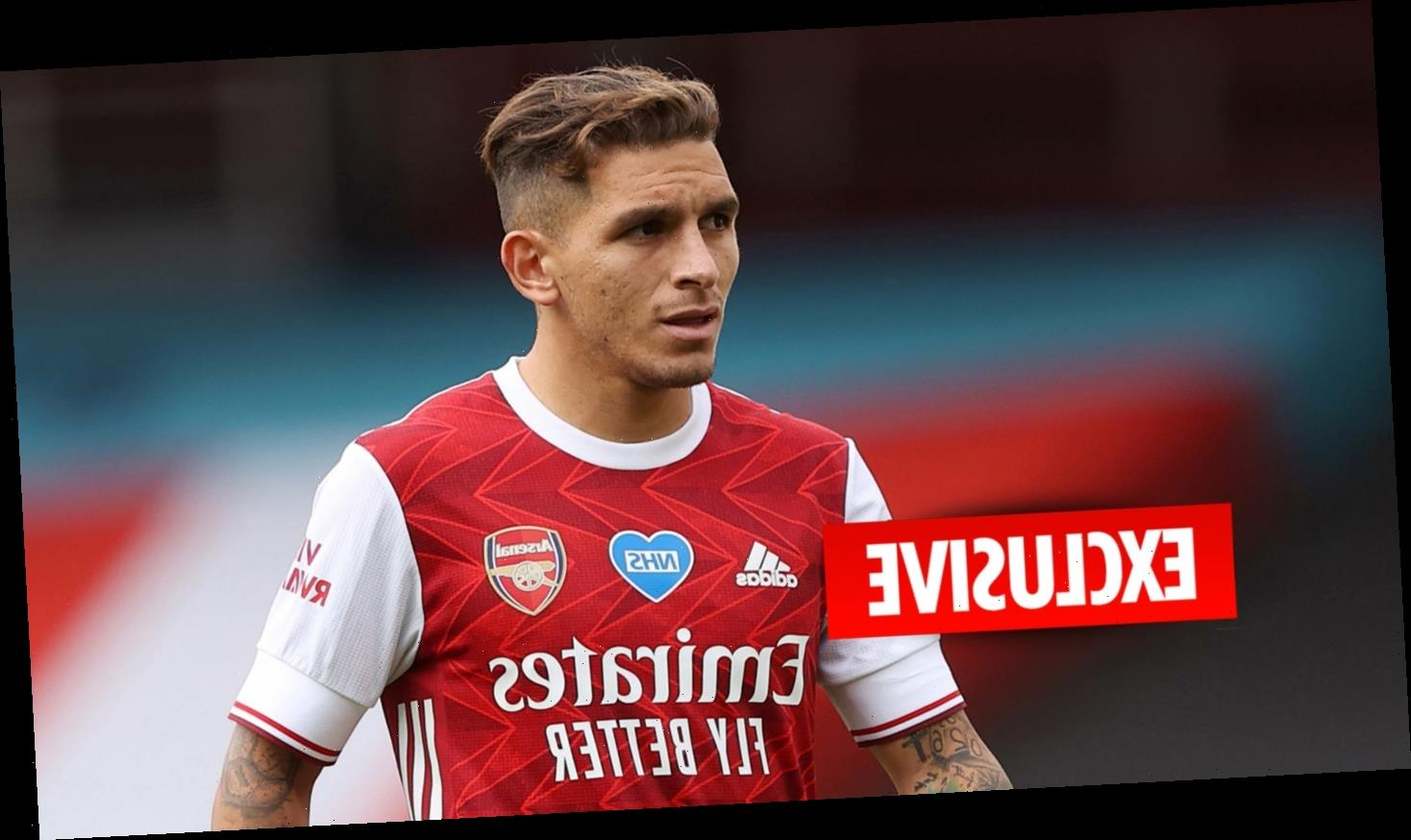 Lucas Torreira's Arsenal career all-but over as he closes in on Atletico Madrid loan transfer with option to buy