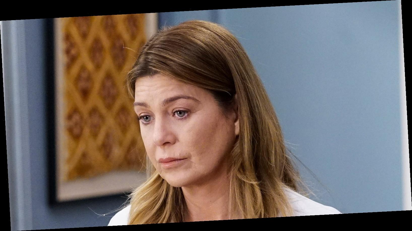 Ellen Pompeo: This 'Very Well Could Be' the Last Season of 'Grey's Anatomy'