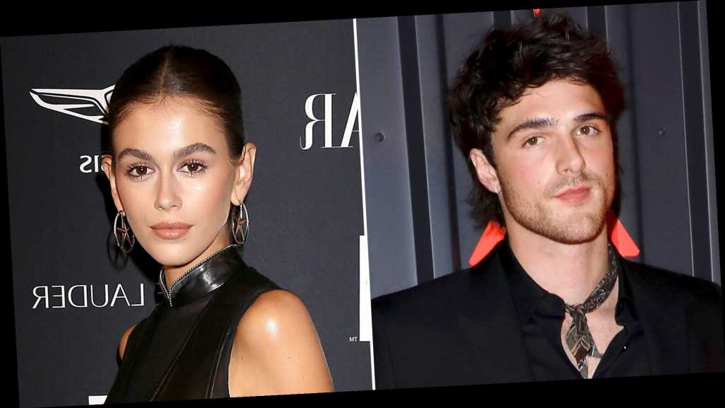 Sealed With a Kiss! Kaia Gerber Is 'Having a Lot of Fun' With Jacob Elordi
