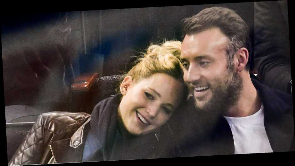 Jennifer Lawrence: My Husband Cooke Maroney Doesn't Mind My Sleepovers