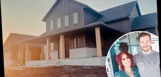 Teen Mom Chelsea Houska claps back and insists new farmhouse 'isn't for everybody' after trolls call home 'ugly'