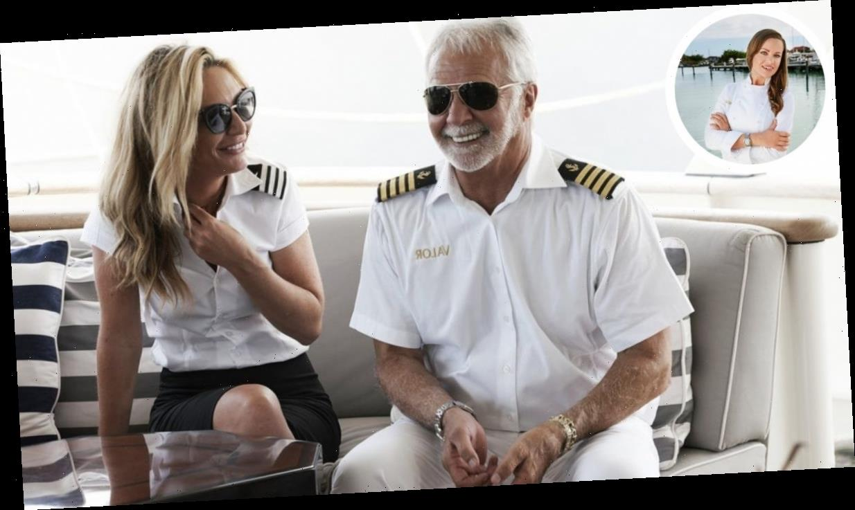 Below Deck: Kate Chastain and Captain Lee Rosbach have strong opinions about Season 8 chef Rachel Hargrove