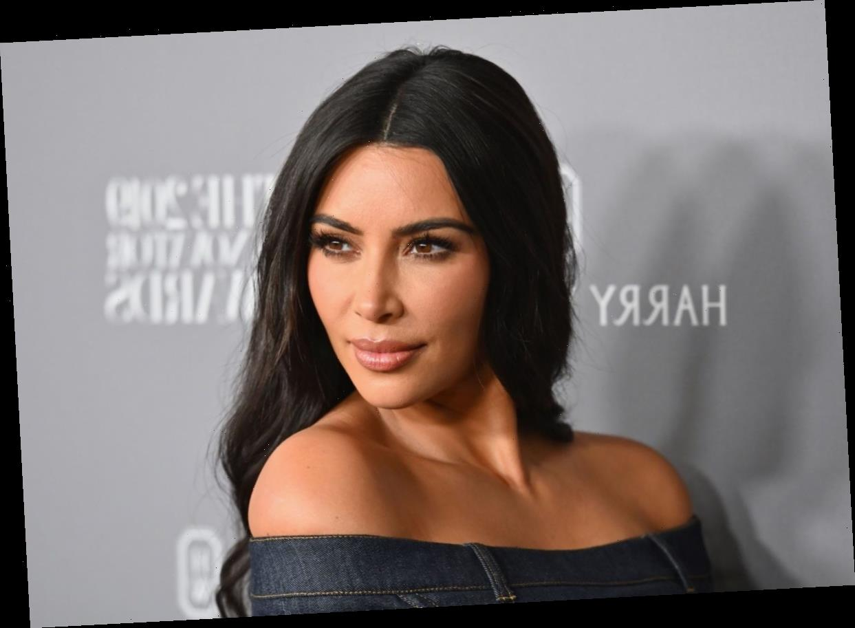 People Are Calling Out Kim Kardashian West for Sharing 'Tone-Deaf' Birthday Party Post Amid the Coronavirus Pandemic