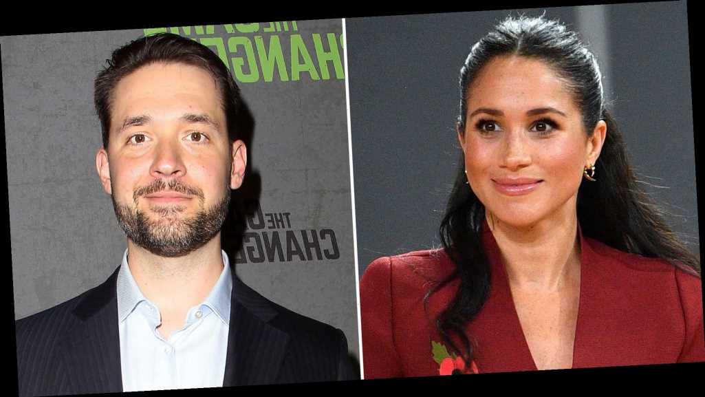 Meghan Markle and Alexis Ohanian Talk Raising 'Small Children of Mixed Race'