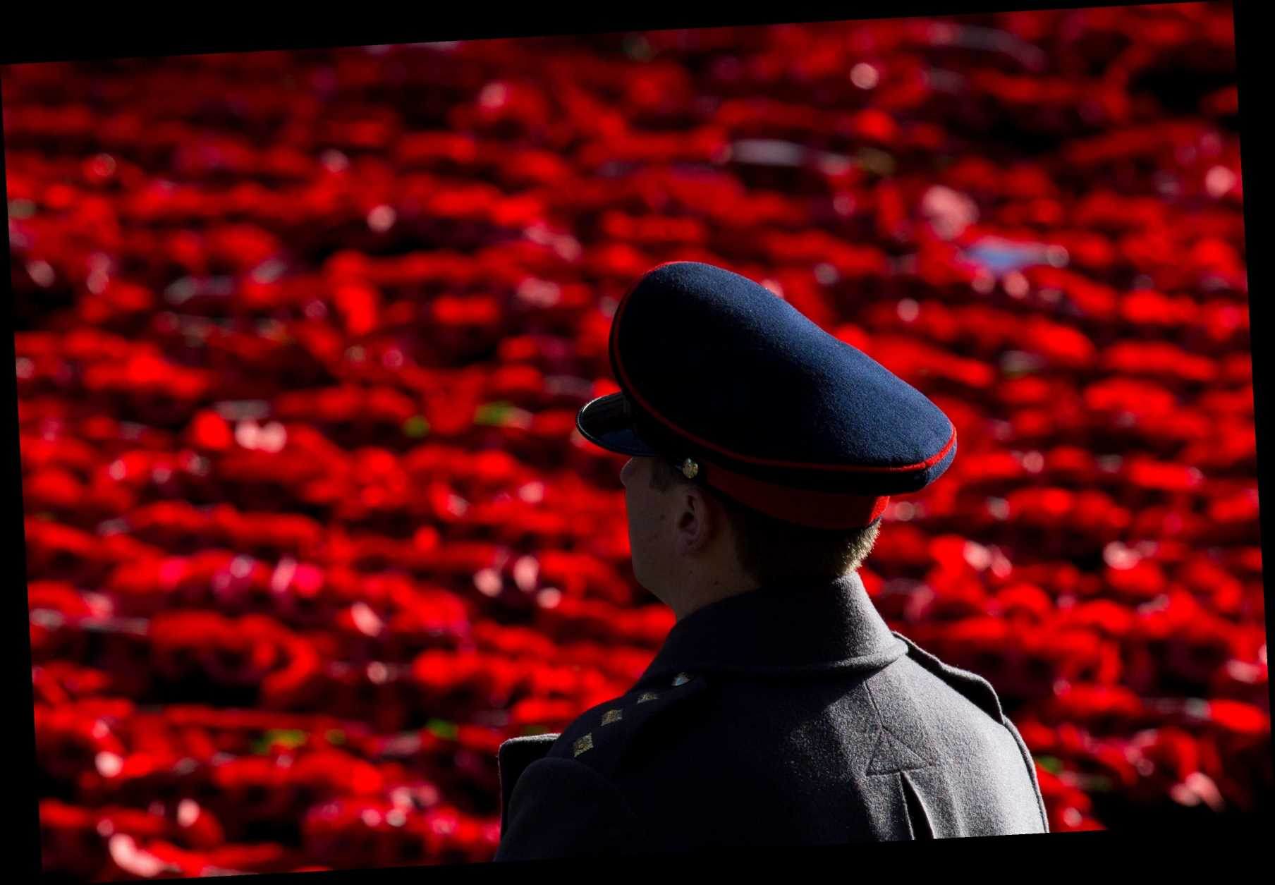 When do we start wearing a poppy for Remembrance Day 2020?
