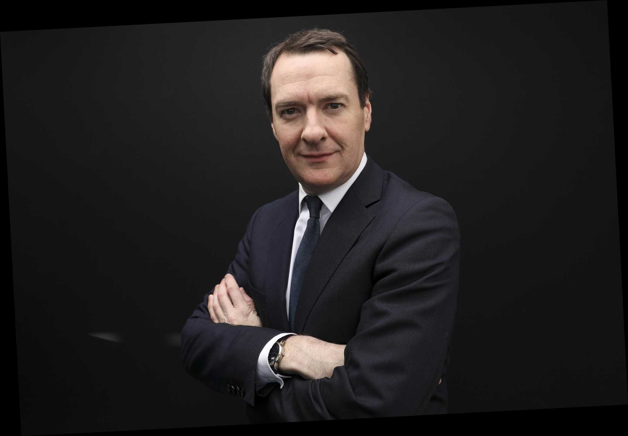 Ex-Chancellor George Osborne 'being lined up to be next BBC chairman on £160,000 salary'