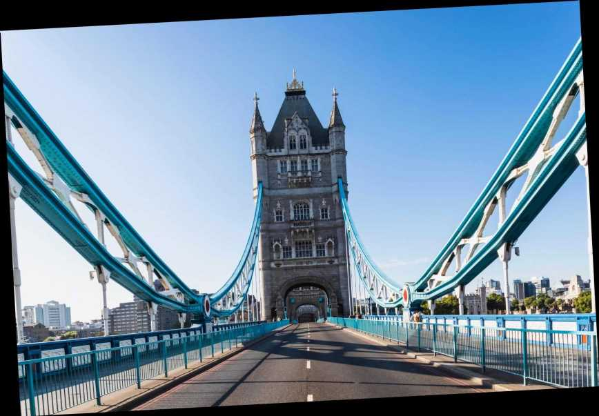 Tower Bridge on lockdown after person seen 'climbing structure'