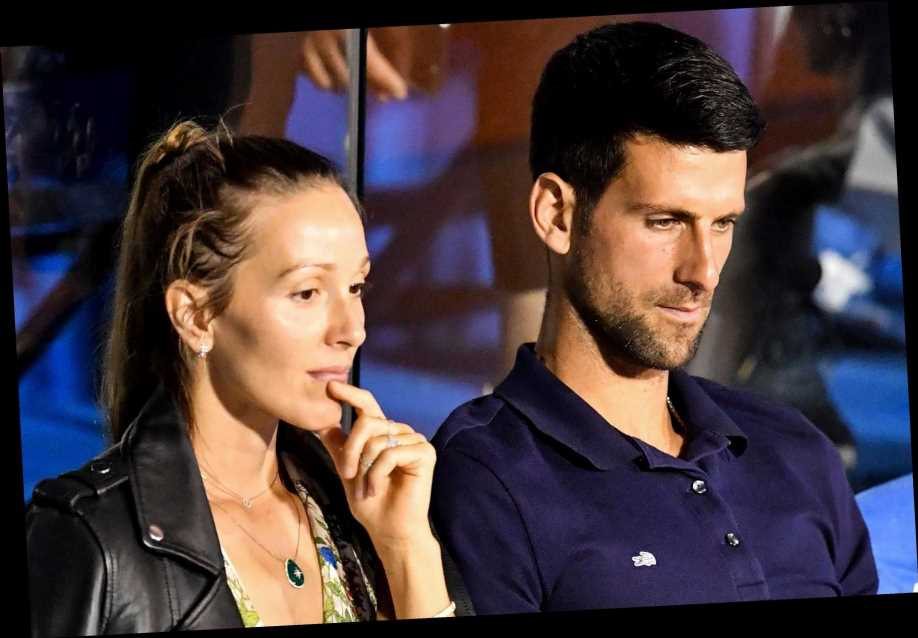 Who is Novak Djokovic's wife Jelena, and how many children does Serbian tennis legend have? – The Sun
