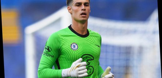 Edouard Mendy says Chelsea rival Kepa is on his back to make him better goalkeeper