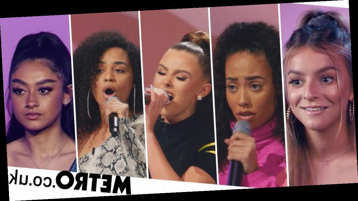 Little Mix throws The Search into chaos before girl dance group reveal