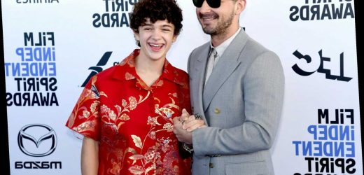 Shia LaBeouf Nearly Quit Acting and Joined the Peace Corps Prior to Shooting 'Honey Boy'