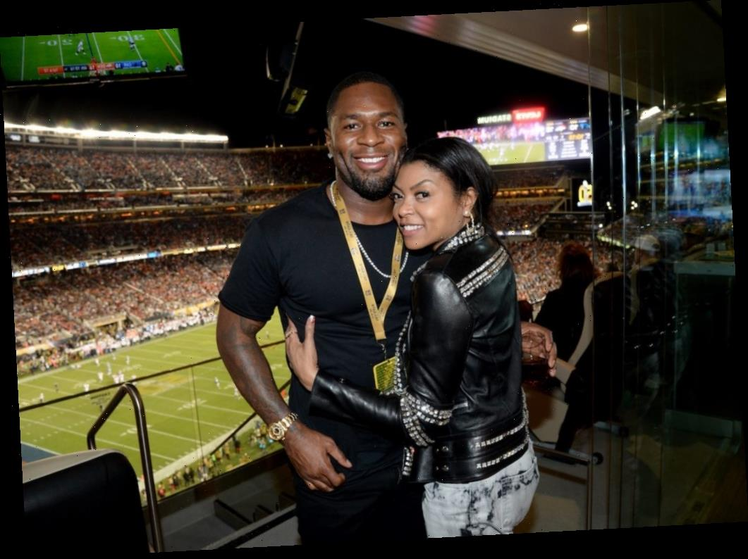 Taraji P. Henson Confirms Split From Kelvin Hayden; Here's Why