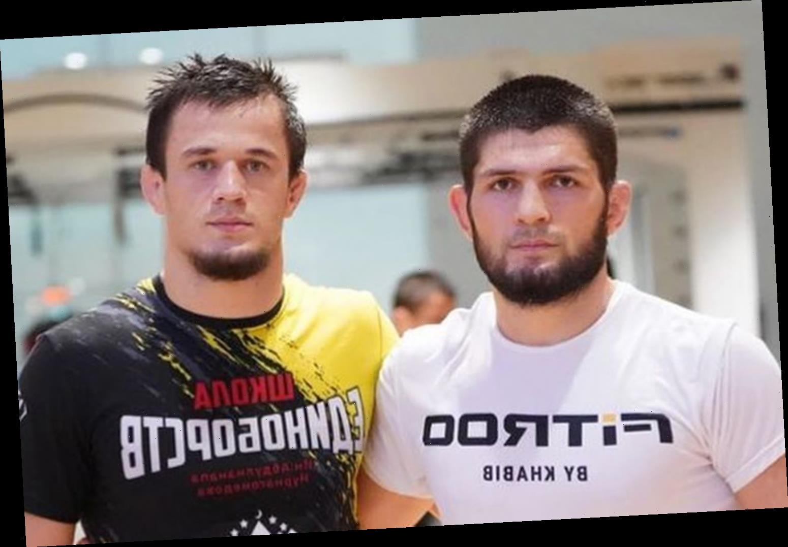 Khabib's cousin Usman Nurmagomedov – tipped to be BETTER than UFC champ – signs multi-fight Bellator deal