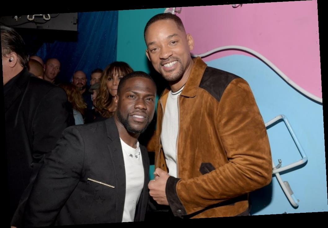 Why Kevin Hart Thinks Remaking 'Planes, Trains and Automobiles' With Will Smith Is a Great Idea