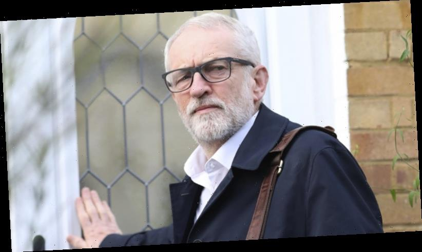 Jeremy Corbyn suspended from Labour Party after anti-Semitism report