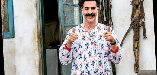 Here's How To Watch 'Borat 2' This Weekend (For Free!)