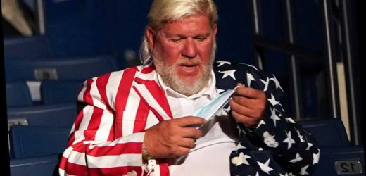 John Daly hung with Kid Rock at debate afterparty: Trump's 'like me and Jesus'