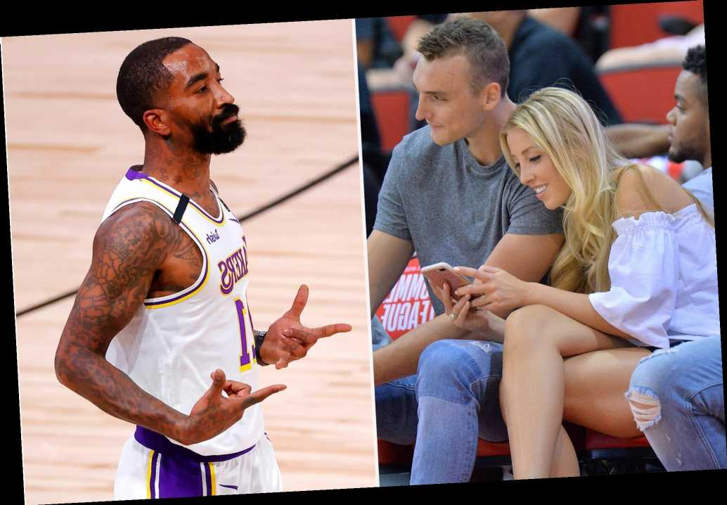 J.R. Smith feud escalates with Sam Dekker's wife after 'bulls–t' accusations