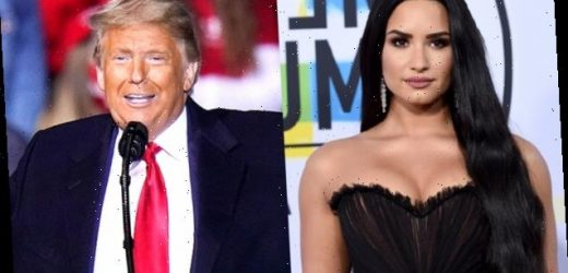 Demi Lovato Goes Off On Trump In Powerful 'Commander In Chief' Song: 'Do You Get Off On Pain?'