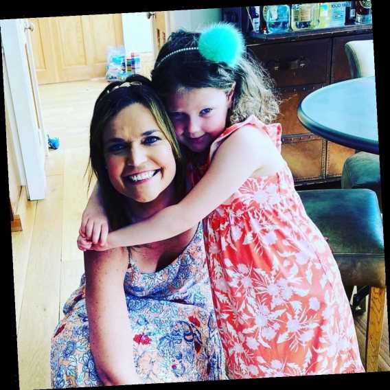 Savannah Guthrie Shares Sweet and Positive Message Daughter Vale, 6, Typed on Her Computer