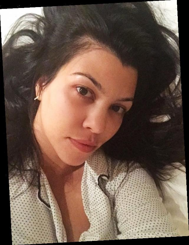 Kourtney Kardashian Feels Most Beautiful 'After a Bath' When She's Barefaced: 'Just Natural Me'