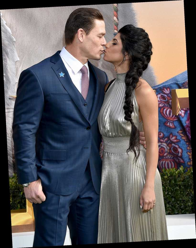 John Cena and Shay Shariatzadeh's Whirlwind Romance: From Meeting on Set to Marrying the Next Year